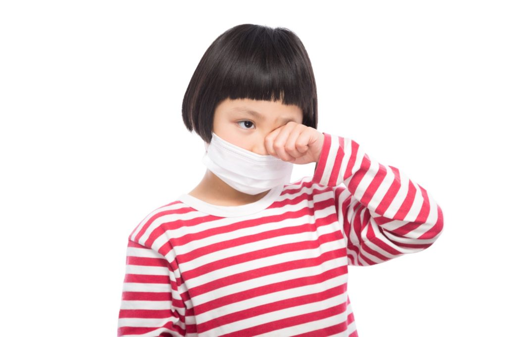 大掃除には防じんマスクがおすすめ